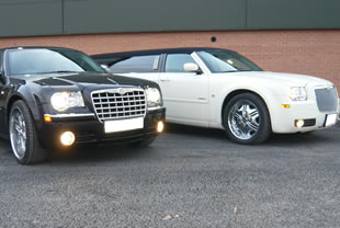 Limo on hire in Manchester