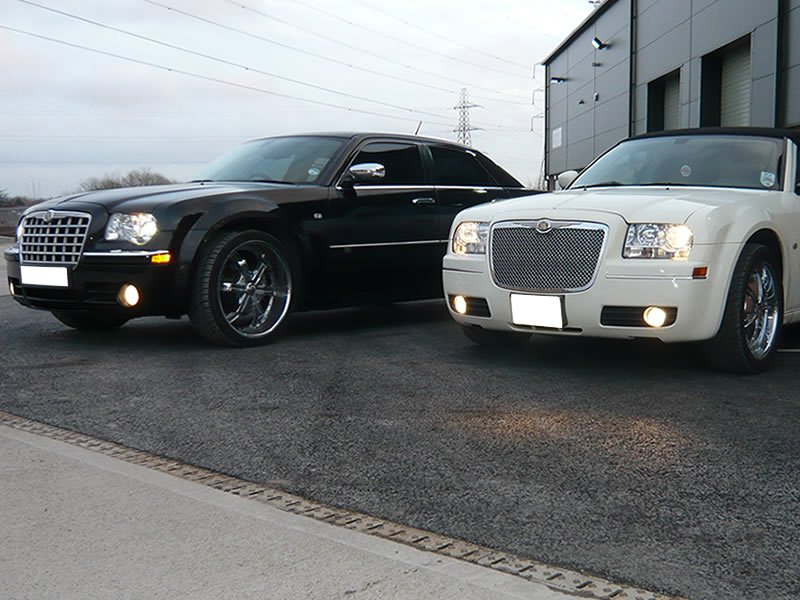 Rent a chrysler 300 for a day