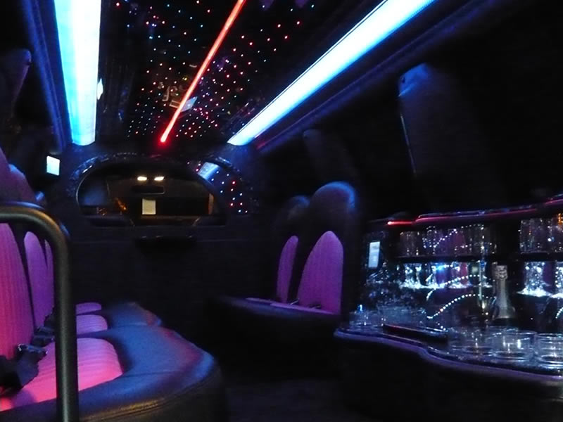 Hummer Limo Type 4x4s For Hire In Manchester Blackpool